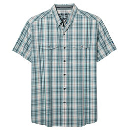 KUHL Brisk Mens Shirt, Seaglass, 256