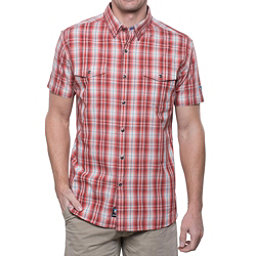 KUHL Brisk Mens Shirt, Chili Pepper, 256