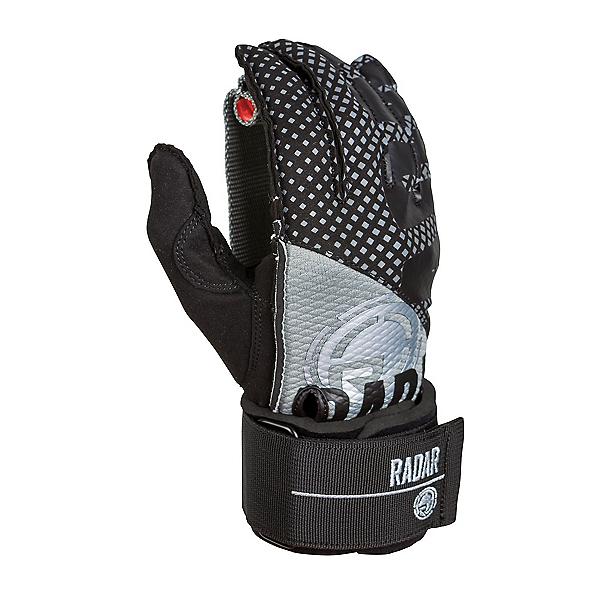 Radar Skis Vice Water Ski Gloves 2019, Black-Silver, 600
