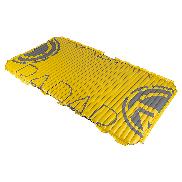 Radar Skis Cloud, Silver-Yellow, 600