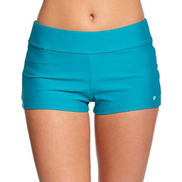 Next Good Karma Jump Start Bathing Suit Bottoms, Teal, 256