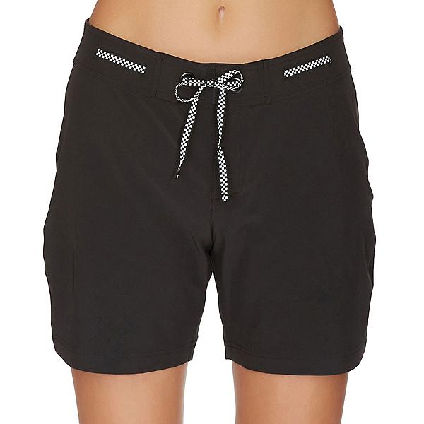 Next Good Karma Beachbreak Womens Board Shorts, Black, 600