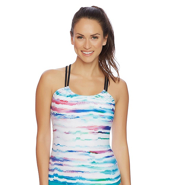 Next OM Third Eye 2 Tankini Bathing Suit Top, , 600