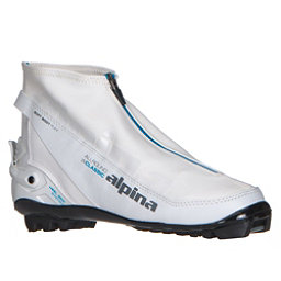 Black   white Cross Country Ski Boots from SummitSports ac8ac7dfb9a