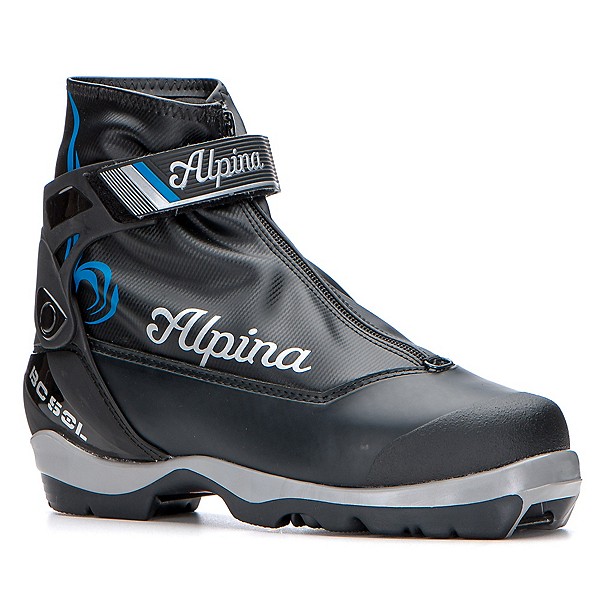 Alpina BC 50L Womens NNN BC Cross Country Ski Boots, , 600