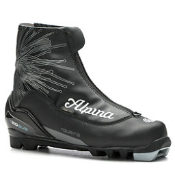 Alpina Eve T 20 Womens NNN Cross Country Ski Boots, Black, 256