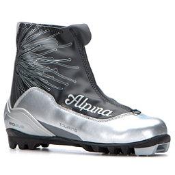 Alpina Eve T 20 Womens NNN Cross Country Ski Boots, Silver, 256