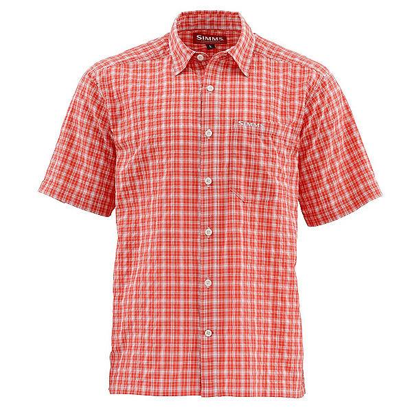 Simms Morada Short Sleeve Mens Shirt, , 600