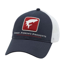 Simms Tarpon Trucker Hat, Dark Moon, 256