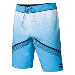 O'Neill Hyperfreak Mens Board Shorts, Neon Blue, 256