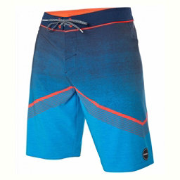 O'Neill Hyperfreak Mens Board Shorts, Navy, 256