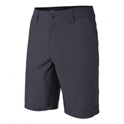 O'Neill Loaded Heather Mens Hybrid Shorts, Heather Black, 256