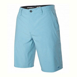 O'Neill Loaded Heather Mens Hybrid Shorts, Light Blue Heather, 256