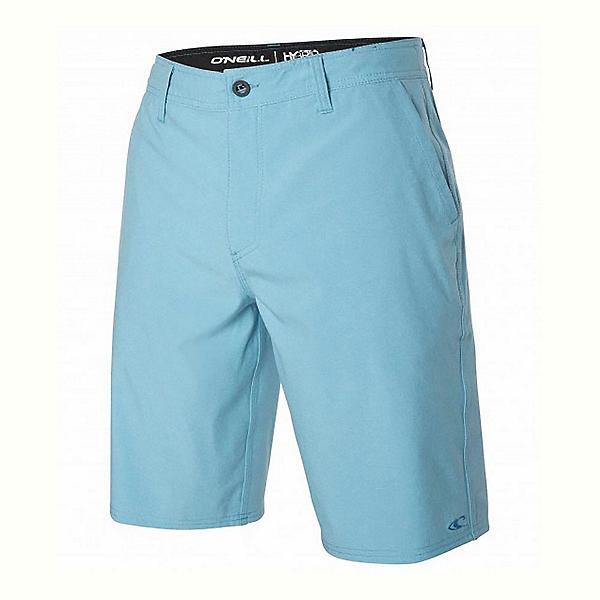 O'Neill Loaded Heather Mens Hybrid Shorts, Light Blue Heather, 600