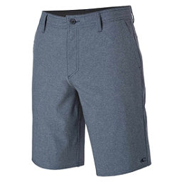 O'Neill Loaded Heather Mens Hybrid Shorts, Navy Heather, 256