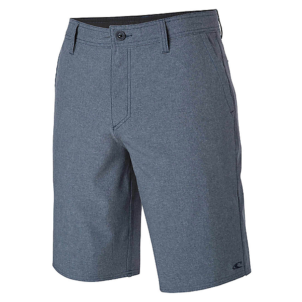 O'Neill Loaded Heather Mens Hybrid Shorts, Navy Heather, 600