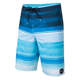 O'Neill Hyperfreak Heist Mens Board Shorts, Blue, 256