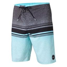 O'Neill Hyperfreak Fusion Mens Board Shorts, Asphalt, 256