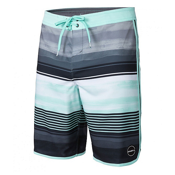 O'Neill Hyperfreak Heist Scallop Mens Board Shorts, , 600
