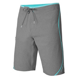 O'Neill Hyperfreak S-Seam Mens Board Shorts, Heather Asphalt, 256