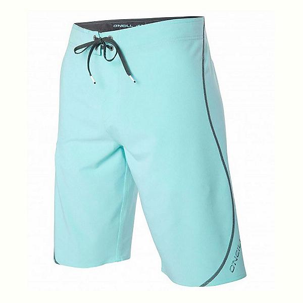 O'Neill Hyperfreak S-Seam Mens Board Shorts, Pool, 600