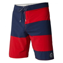 O'Neill Hyperfreak Basis Mens Board Shorts, Navy, 256