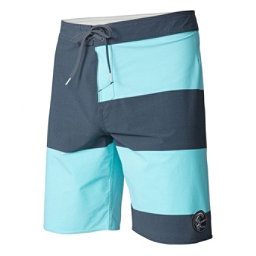 O'Neill Hyperfreak Basis Mens Board Shorts, Turquoise, 256
