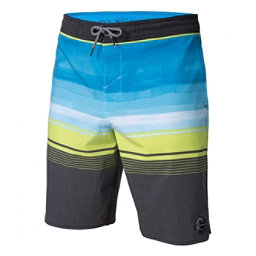 O'Neill Hyperfreak Source 24-7 Mens Board Shorts, Black, 256