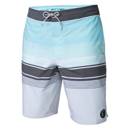O'Neill Hyperfreak Source 24-7 Mens Board Shorts, Light Grey, 256