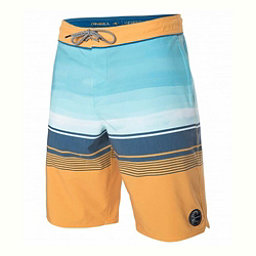 O'Neill Hyperfreak Source 24-7 Mens Board Shorts, Gold, 256