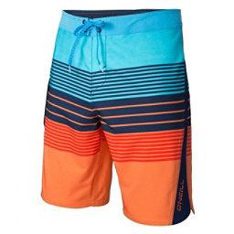 O'Neill Superfreak Status Mens Board Shorts, Orange, 256