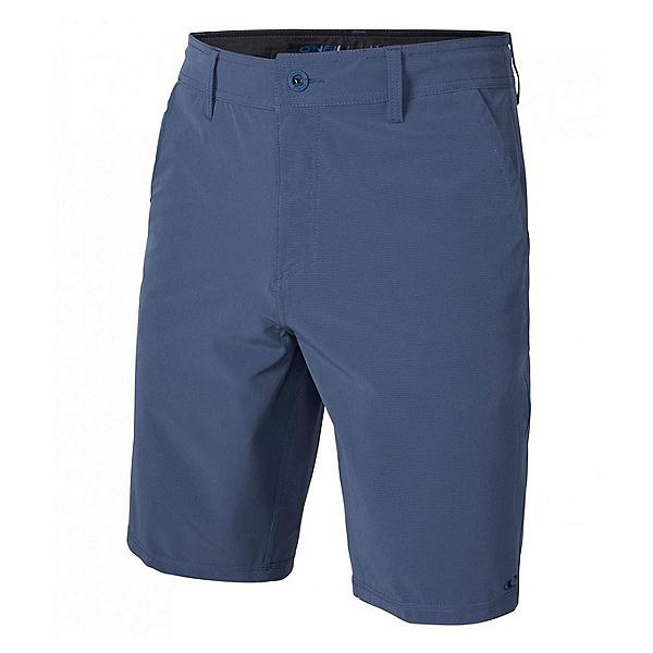 O'Neill Loaded Check Hybrid Mens Hybrid Shorts, Blue, 600