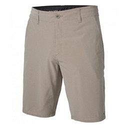 O'Neill Loaded Check Hybrid Mens Hybrid Shorts, Khaki, 256