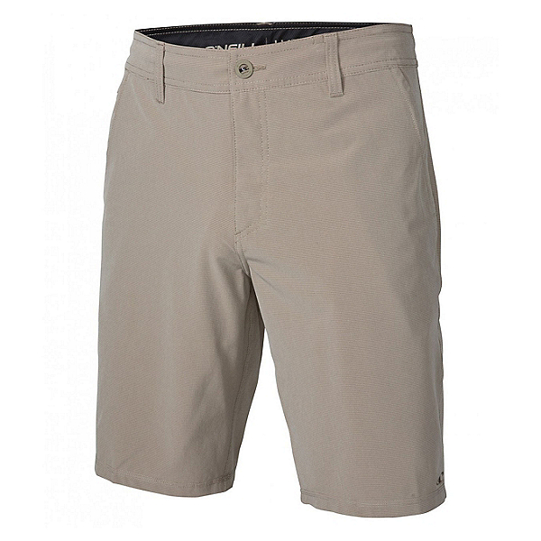 O'Neill Loaded Check Hybrid Mens Hybrid Shorts, , 600