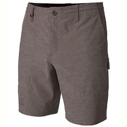 O'Neill Traveler Scout Mens Hybrid Shorts, Brown, 256