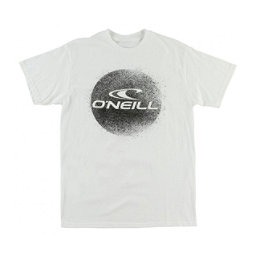 O'Neill Banksy Mens T-Shirt, White, 256
