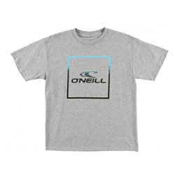 O'Neill Boxed Mens T-Shirt, Medium Heather Grey, 256