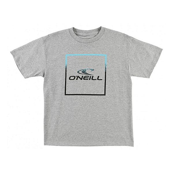 O'Neill Boxed Mens T-Shirt, Medium Heather Grey, 600