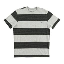 O'Neill Watson Crew Mens T-Shirt, Black, 256
