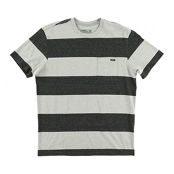 O'Neill Watson Crew Mens T-Shirt, Black, 600