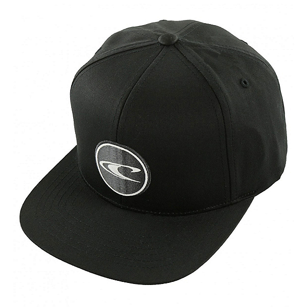 O'Neill Logo Hat, Grey-Black, 600