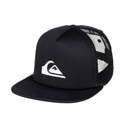 Quiksilver Snap Addict Hat, Black, 256