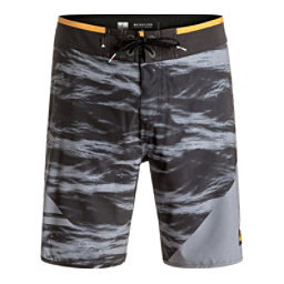 Quiksilver New Wave Mens Board Shorts, Black, 256