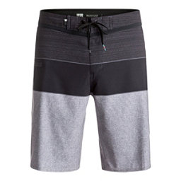 Quiksilver Everyday Blocked Vee Mens Board Shorts, Quiet Shade, 256