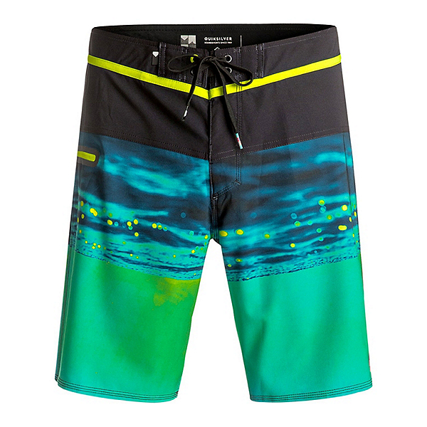 Quiksilver Hold Down Vee Mens Board Shorts, , 600