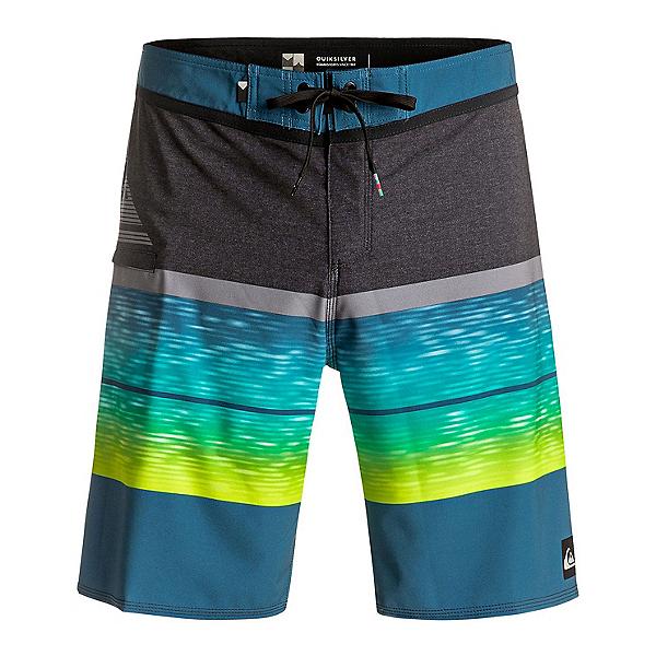 Quiksilver Slab Logo Vee Mens Board Shorts, , 600