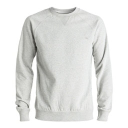 Quiksilver Everyday Crew, Light Grey Heather, 256