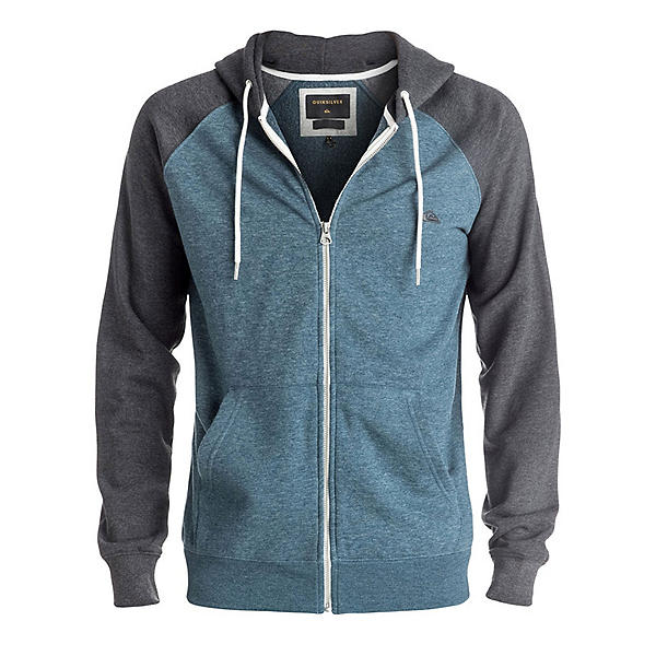 Quiksilver Everyday Zip Mens Hoodie, , 600