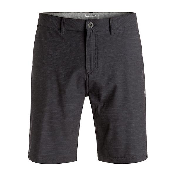 Quiksilver Slubbed Amphibian Mens Hybrid Shorts, , 600