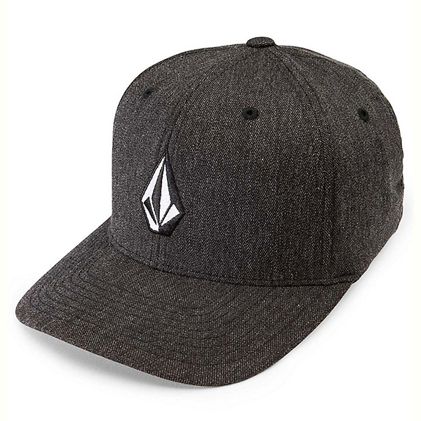 Volcom Full Stone Heather Hat, Charcoal Heather, 600